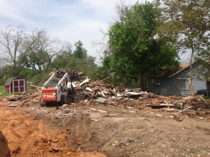 bobcat demolition waco 4